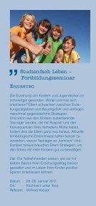 Studienfach Leben - Die Bildungsinitiative - Seite 7