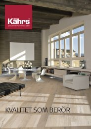 Kährs Magasin 2013