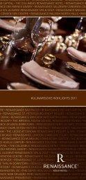 kulinarische highlights 2011