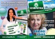 2010. augusztus - Szimpatika