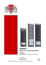UPS - Meta System Deutschland