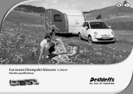 Caravans | Kompakt-klassen 1/2011