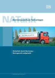 Imagebroschüre NATank (573.4 KB) - DIN Deutsches Institut für ...