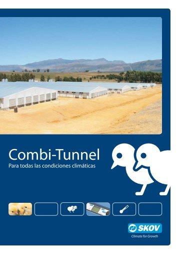 Combi-túnel - Skov A/S