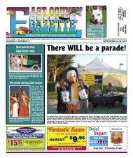 Gazette 092409.indd - East County Gazette