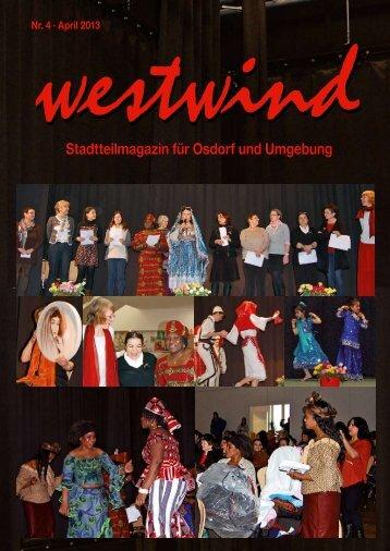 Stadtteilmagazin für Osdorf und Umgebung - Westwind