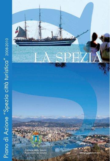 Piano di azione - Turismo Cultura Commercio - La Spezia
