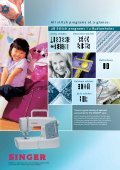 SINGER® Computerized Sewing - Page 4
