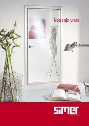 E-katalog notranja vrata.pdf - Simer d.o.o.