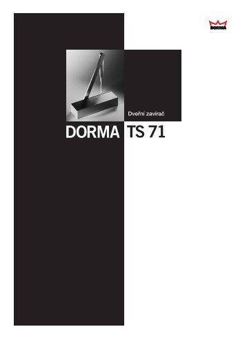 TS 71 DORMA - Sinai