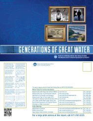 Quincy - Massachusetts Water Resources Authority