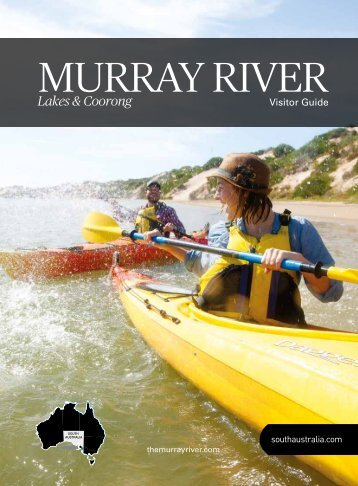 Murray River lakes and Coorong Visitor Guide - Realview