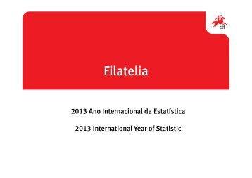 Emissão_Ano Internacional da Estatística - CTT