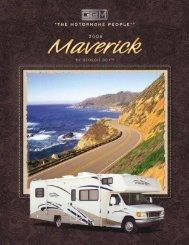 2006 Maverick Brochure - Rvguidebook.com