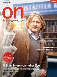Download ON-Magazin 01/2012 E.ON Bayern