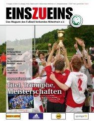 14. Jahrgang | Pvst | Entgelt bezahlt - Fußball-Verband Mittelrhein ...