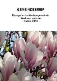 Download - Wadern-Losheim