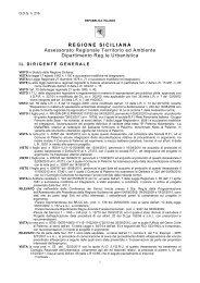 Società R.F.I. - Rete Ferroviaria Italiana - Assessorato Territorio ed ...