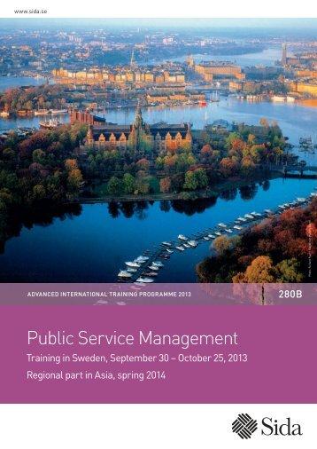Brochure (pdf 1,52 MB) - Sida