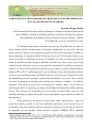 Alexandre Marques Mendes - XI Congresso Luso Afro Brasileiro de ...
