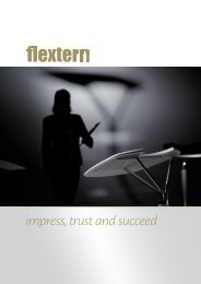 Brochure Flextern F2 - Mennegat Trading BV