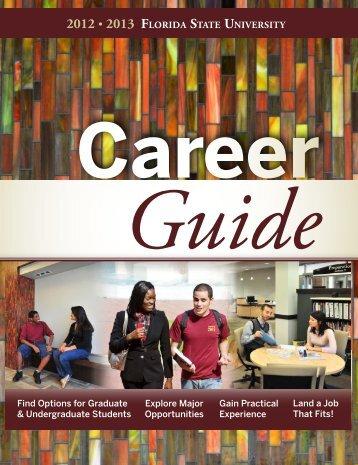Career Guide - The Career Center - Florida State University