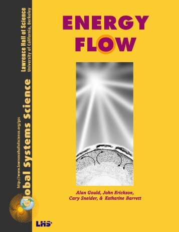 Global Systems Science Energy Flow 1 - Lawrence Hall of Science