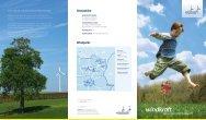 Imagefolder 2009 - Windkraft Simonsfeld