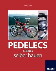 Pedelecs, E-Bikes selber bauen - Leseprobe - ELV