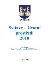 Ročenka 2010 - Svitavy
