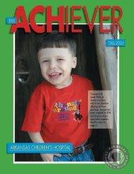 Fall 2004 - Arkansas Children's Hospital