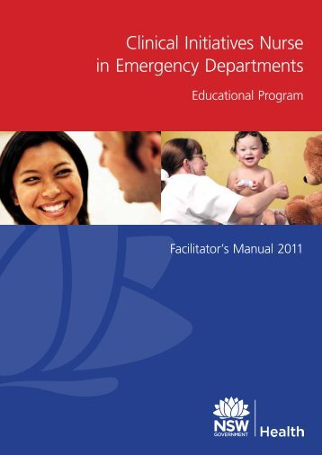 CIN Facilitators Manual provides supporting resources for the ...