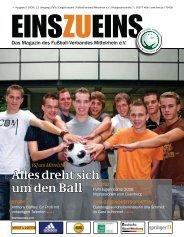 Alles dreht sich um den Ball - Fußball-Verband Mittelrhein e.v.