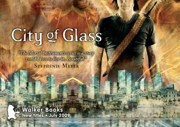 The Mortal Instruments series is a story world - Walker Books