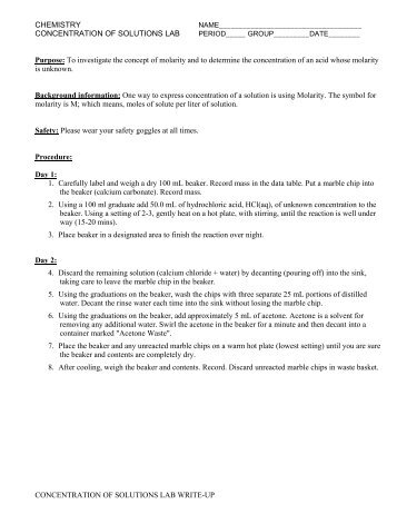 Printables Molarity Worksheet Answers molarity worksheet answers syndeomedia