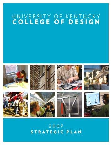 COLLEGE OF DESIGN - University of Kentucky