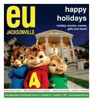 happy holidays - Eujacksonville.com