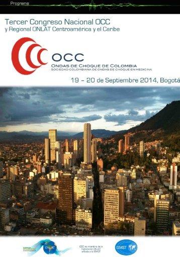 Tercer Congreso Nacional - OCC - 15 Sep