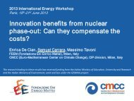 Innovation Benefits from Nuclear Phase-Out - World Energy Outlook