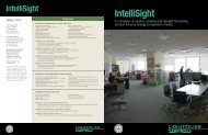 IntelliSight® - Philips Lighting Controls