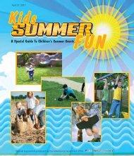 Kids Summer Fun 2011 - Watertown Daily Times