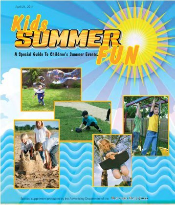 Kids Summer Fun 2011 - Watertown Daily Times