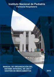 Manual de Organización del Sistema Integral de Uso y Gestión de ...