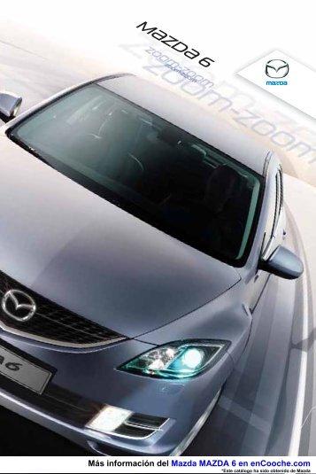 Ficha Mazda6 - enCooche.com