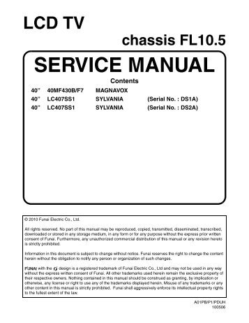 Lc320ssx Manual on