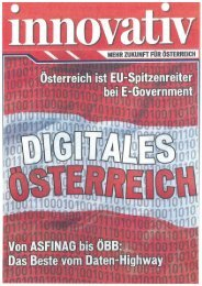 Press release »Postbus« (German PDF 900K) - Zelisko