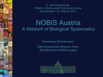 Zimmermann: NOBIS Austria