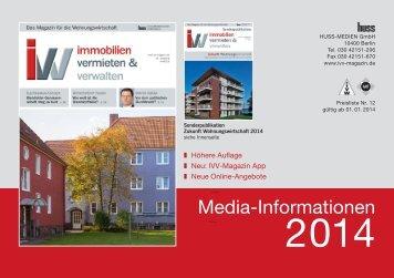 Immobilien vermieten & verwalten - Huss Verlag