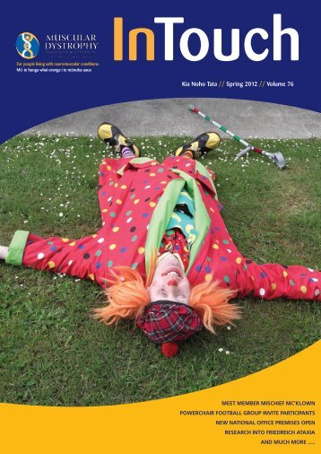 Spring 2012 In Touch pdf - Muscular Dystrophy Association of New ...
