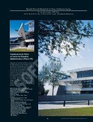 PORRO Ricardo & De La NOUE Renaud ... - L'Architecture